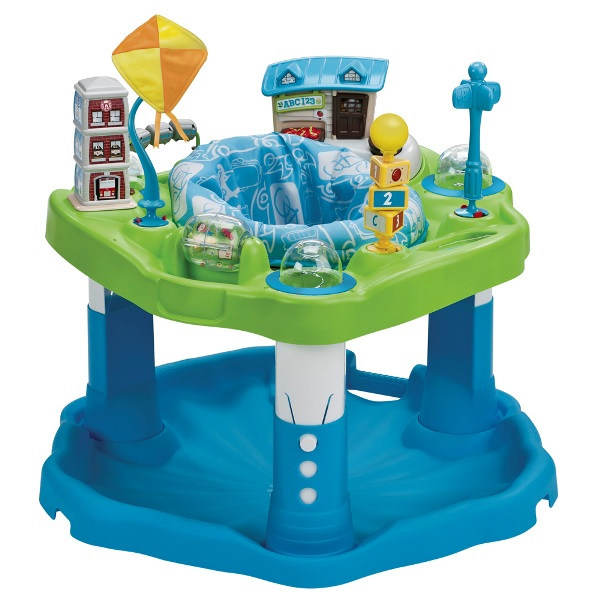 Evenflo ExerSaucer Around town игровой центр