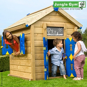Jungle Gym Jungle Playhouse игровой комплекс
