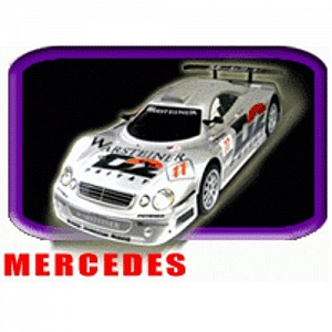 Hobby Engine Mercedes CLK-GTR р/у машина (арт. 0306)