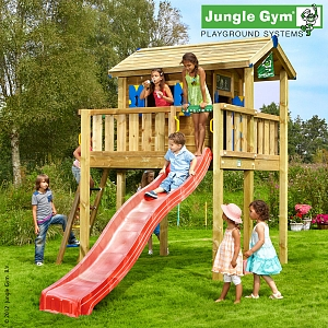 Jungle Gym Jungle Playhouse XL игровой комплекс