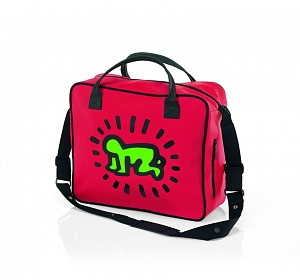 Brevi Keith Haring Borsa Red Сумка