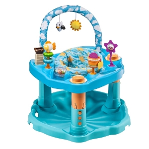 Evenflo ExerSaucer Day At The Beach игровой центр